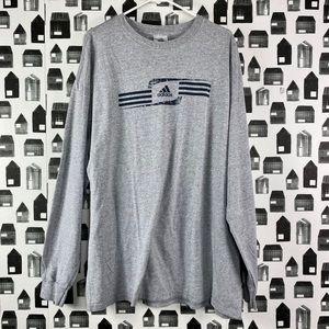 Adidas Long Sleeve Oversized Men's Graphic T-shirt